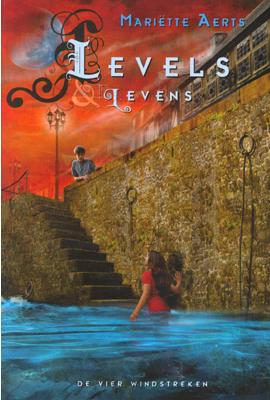 Voorkant van het boek: Levels & levens