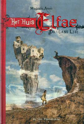 Voorkant van het boek: Het Huis Elfae - Dragans list