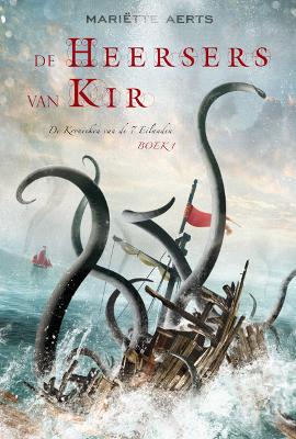 Voorkant van het boek: De heersers van Kir