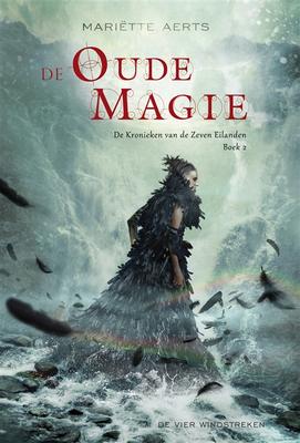 Voorkant van het boek: De oude magie