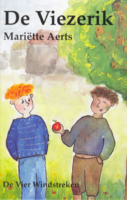 Voorkant van het boek: De Viezerik