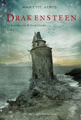Voorkant van het boek: Drakensteen
