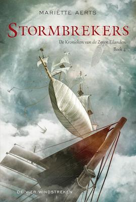 Voorkant van het boek: Stormbrekers