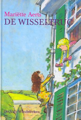 Voorkant van het boek: De wisseltruc