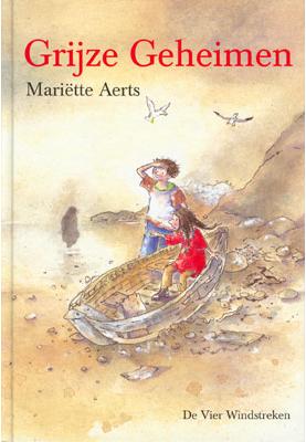 Voorkant van het boek: Grijze geheimen