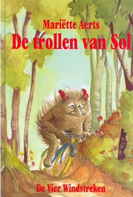 Voorkant van het boek: De trollen van Sol