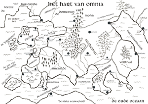 Kaart van Omnia